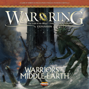 Buy War of the Ring: Warriors of Middle-Earth (Expansion) the game expansion online in NZ