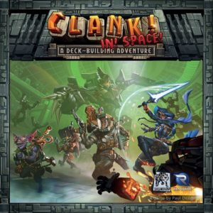 Buy Clank! In! Space! the board game online in NZ