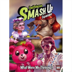 Buy Smash Up: What Were We Thinking? the card game expansion online in NZ