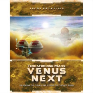 Buy Terraforming Mars: Venus Next (Expansion) the game expansion online in NZ