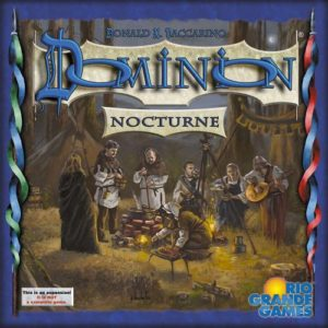 Buy Dominion: Nocturne (Expansion) the game expansion online in NZ