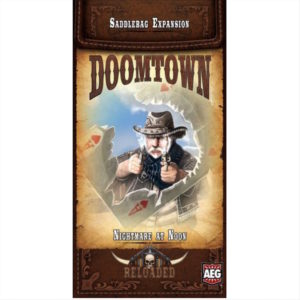 Buy Doomtown: Reloaded - Nightmare at Noon (Expansion) the game expansion online in NZ