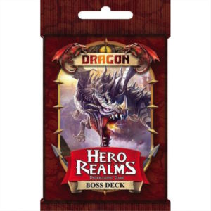 Buy Hero Realms: Boss Deck – Dragon (Expansion) the game expansion online in NZ