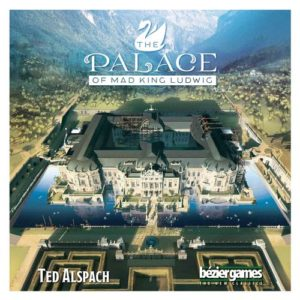 Buy The Palace of Mad King Ludwig the board game online in NZ