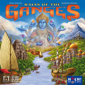 Buy Rajas of the Ganges the game online in NZ