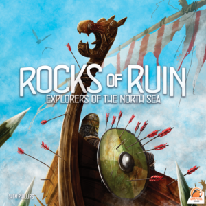 Buy Explorers of the North Sea: Rocks of Ruin (Expansion) the game expansion online in NZ
