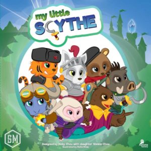 Buy My Little Scythe the board game online in NZ