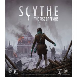 Buy Scythe: The Rise of Fenris (Expansion) the game expansion online in NZ