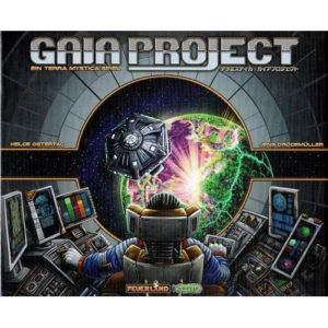 Buy Gaia Project the board game online in NZ