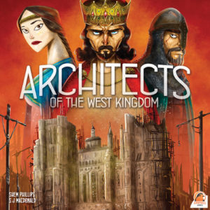 Buy Architects of the West Kingdom the board game online in NZ