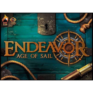 Buy Endeavor: Age of Sail the board game online in NZ