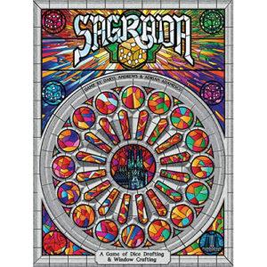 Buy Sagrada the board game online in NZ