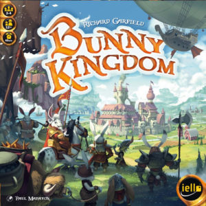 Buy Bunny Kingdom the board game online in NZ