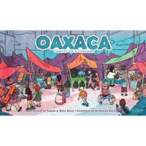 Buy Oaxaca the board game online in NZ