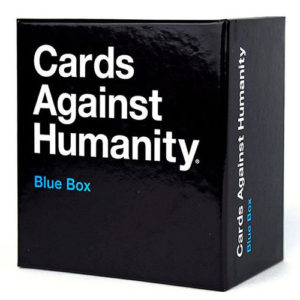 Buy Cards Against Humanity: Blue Box the card game expansion online in NZ