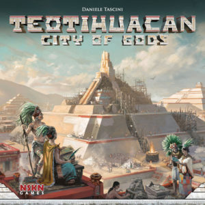 Buy Teotihuacan: City of Gods the board game online in NZ