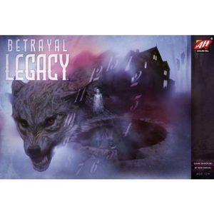 Buy Betrayal Legacy the board game online in NZ