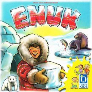 Buy Enuk the board game online in NZ