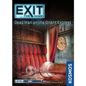 Buy Exit: Dead Man on the Orient Express the game online in NZ