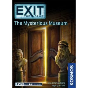 Buy Exit: The Mysterious Museum the game online in NZ
