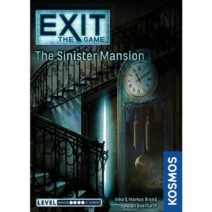 Buy Exit: The Sinister Mansion the game online in NZ