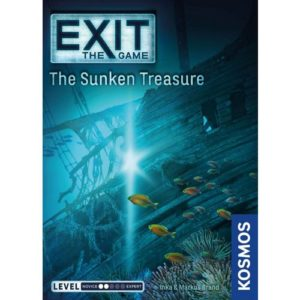 Buy Exit: The Sunken Treasure the game online in NZ