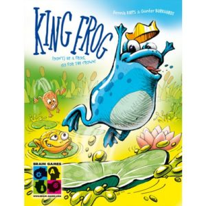 Buy King Frog the board game online in NZ