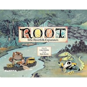 Buy Root: The Riverfolk Expansion the game expansion online in NZ