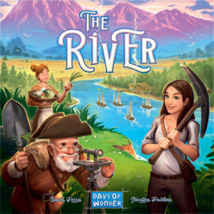 Buy The River the board game online in NZ