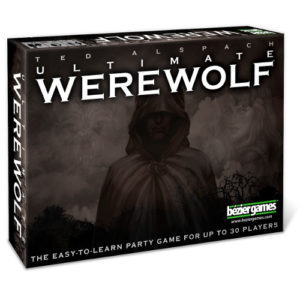 Buy Ultimate Werewolf the card game online in NZ