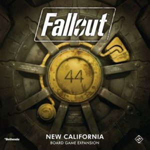 Buy Fallout: New California the board game expansion online in NZ