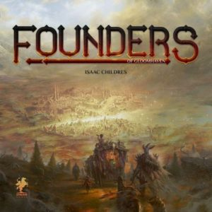 Buy Founders of Gloomhaven the game online in NZ