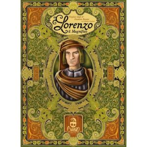 Buy Lorenzo il Magnifico the board game online in NZ
