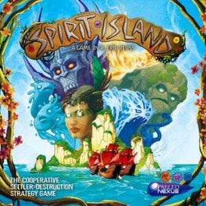Buy Spirit Island the board game online in NZ
