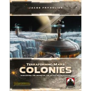 Buy Terraforming Mars: Colonies (Expansion) the game expansion online in NZ