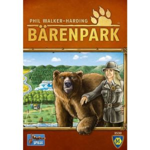 Buy Bärenpark the board game online in NZ