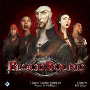 Buy Blood Bound the card game online in NZ