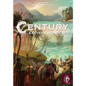 Buy Century: Eastern Wonders the board game online in NZ