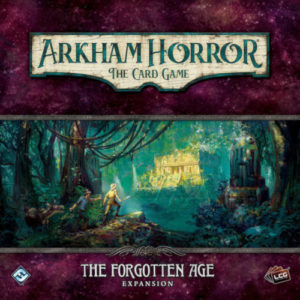 Buy Arkham Horror: The Card Game – The Forgotten Age (Expansion) the card game expansion online in NZ