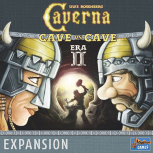 Buy Caverna: Cave vs Cave – Era II (Expansion) the board game expansion online in NZ