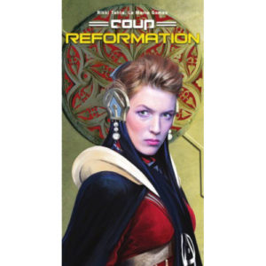 Buy Coup: Reformation (Expansion) the card game expansion online in NZ