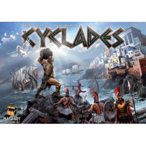 Buy Cyclades the board game online in NZ