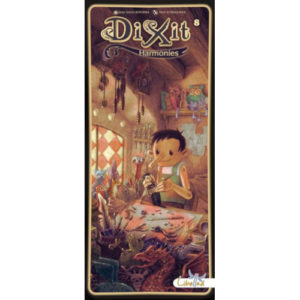 Buy Dixit: Harmonies (Expansion) the game expansion online in NZ