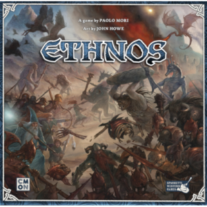 Buy Ethnos the board game online in NZ