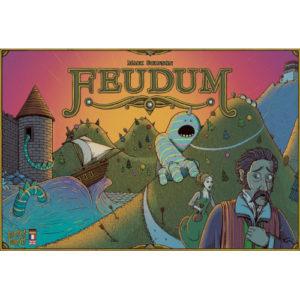 Buy Feudum the board game online in NZ