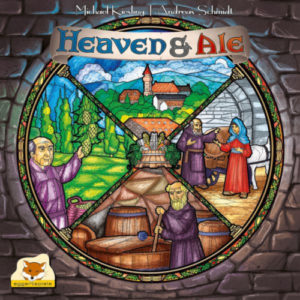 Buy Heaven and Ale the board game online in NZ