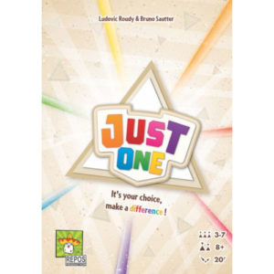 Buy Just One the card game online in NZ