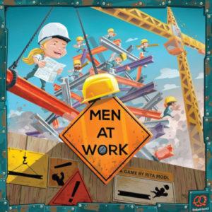 Buy Men at Work the board game online in NZ