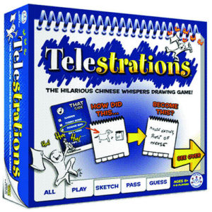 Buy Telestrations the game online in NZ