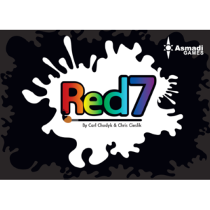 Buy Red7 the game online in NZ